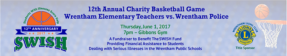 SWISH – Wrentham - FUNdraising for your community